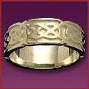 Ladies Celtic Ring (R126)