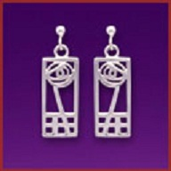 Mackintosh Earrings